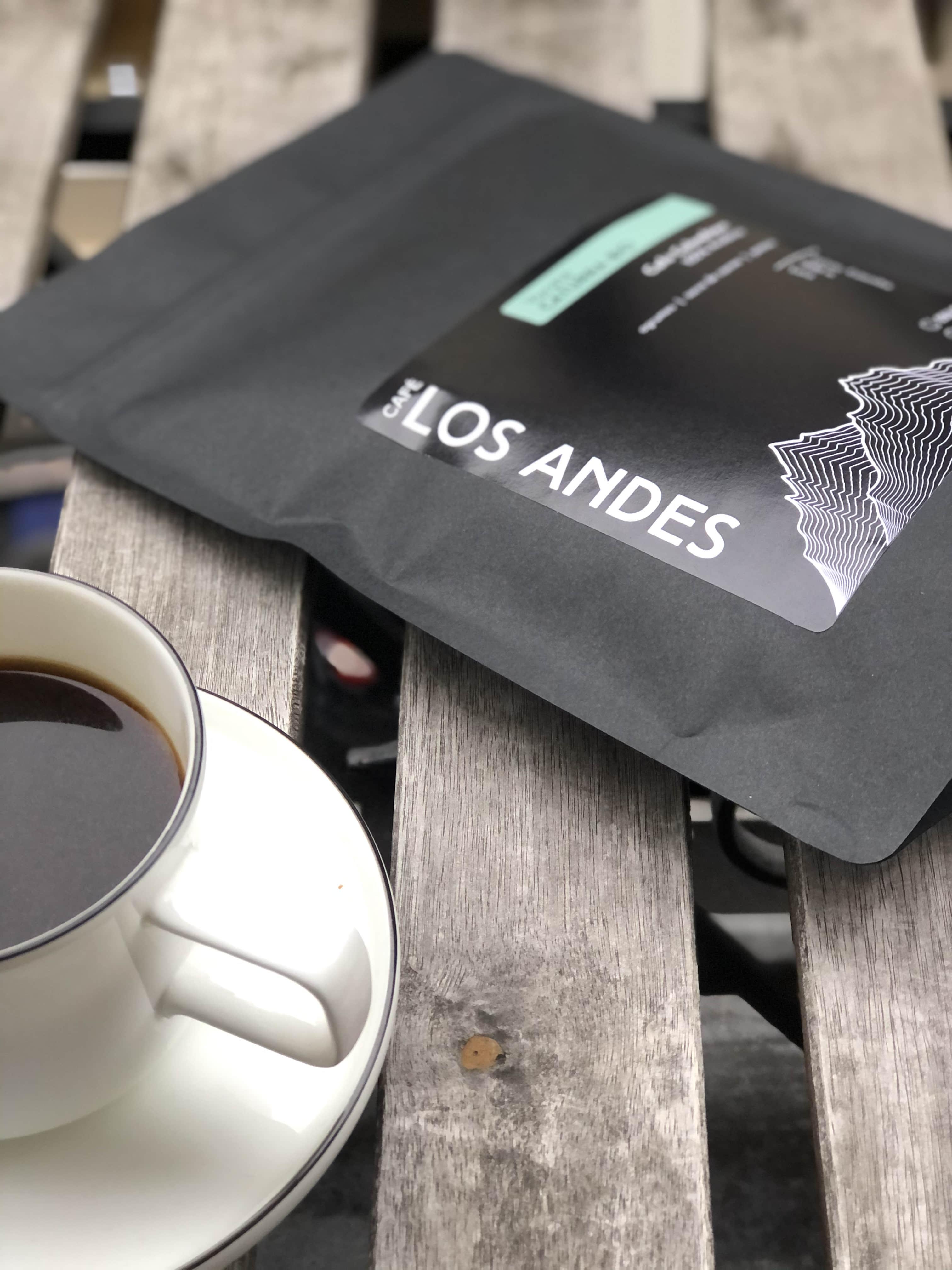 L'histoire de Café Los Andes