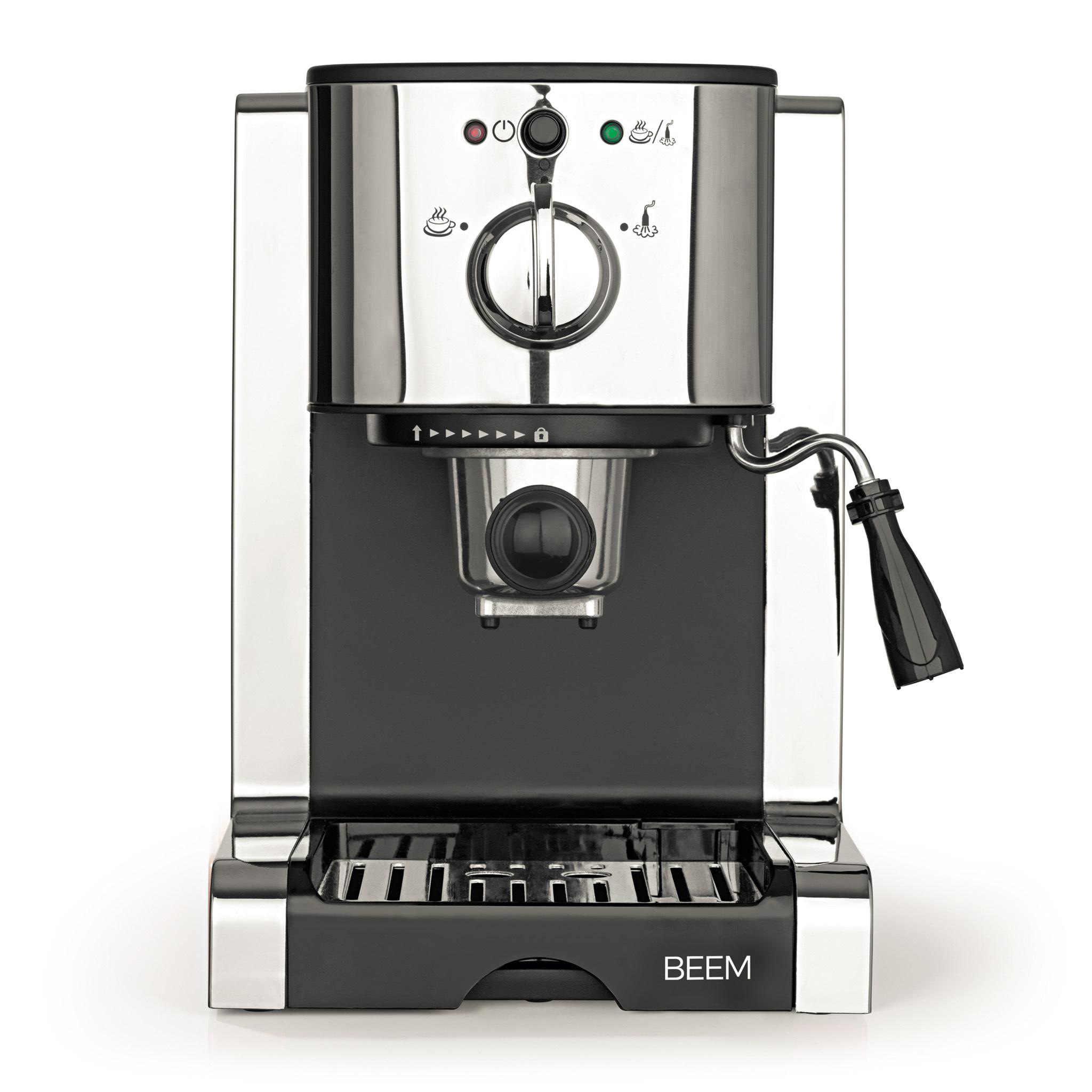BEEM Machine Espresso-Perfect Ultimate - 20 bar