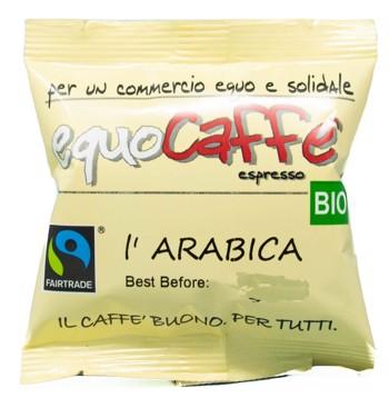 L'Arabica - cialde (x50) by EquoCaffè