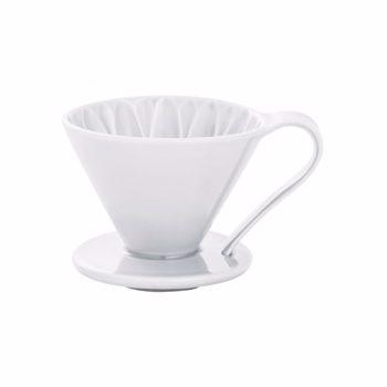 Cafec – Arita flower dripper 4 tasses