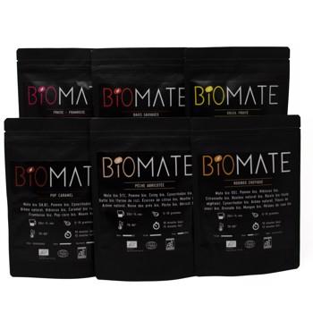 Assortiment Fruité by Biomaté
