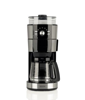 Macchina caffè filtro con Macinacaffè BEEM - 1, 25 l - Fresh Aroma Intense