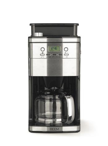 Filterkaffeemaschine mit Mahlwerk BEEM - 1,5 l - Fresh-Aroma-Perfect Superior
