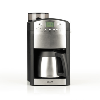 Cafetière filtre avec moulin BEEM - 1,25 l - Fresh Aroma Perfect -Thermo