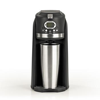 Cafetière filtre avec moulin BEEM - 0,4 l - THERMO 2 GO & GRIND