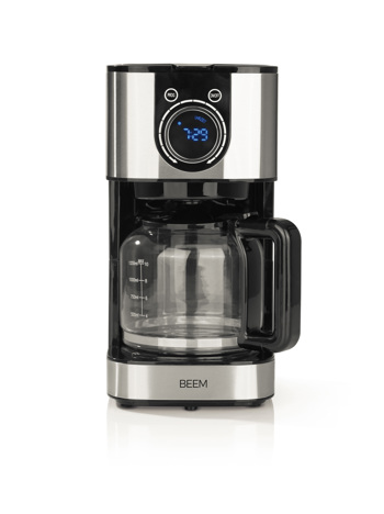 Cafetière à filtre BEEM - 1,5 l - Fresh Aroma Switch - Glas