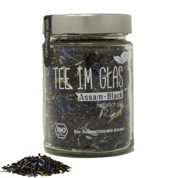Bio-Assam Black  by Tee im Glas