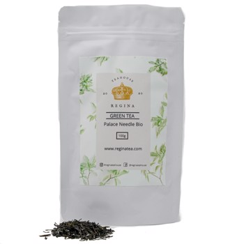 Bio Green Tea Palace Needle by Tomassi Coffee