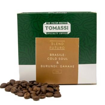 Blend Futuro Brasile Cold Soul Burundi Gahahe by Tomassi Coffee