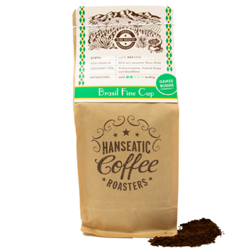 Brasil Fine Cup by Hanseatic Coffee Company