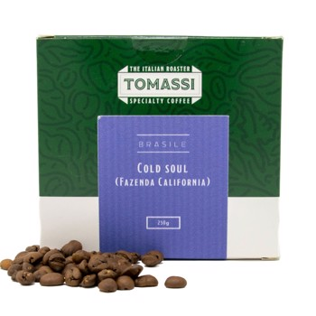 Brasile Cold Soul California by Tomassi Coffee