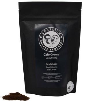Café Crema - Würzig und Kräftig by Röstlich Coffee Brothers
