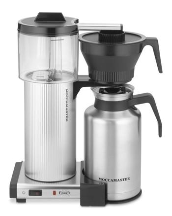Cafetière à filtre électrique Moccamaster - 1,8 l - CD Grand Thermo