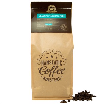 Classic Filter Coffee by Hanseatic Coffee Company