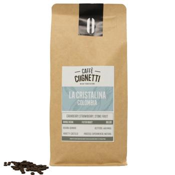 Specialty Coffee della Colombia - La Cristalina by Caffè Cognetti