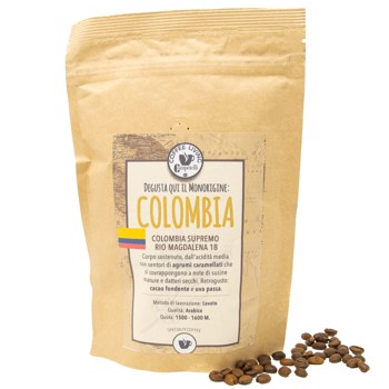 Supremo Rio Magdalena - Kolumbien by Caffè Campetelli