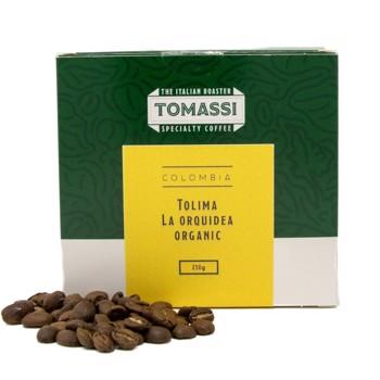 Colombia Tolima La Orquidea Organic by Tomassi Coffee