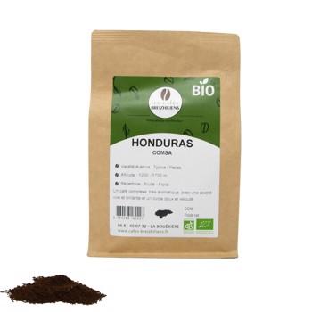 Comsa - Honduras by Les Cafés Breizhiliens