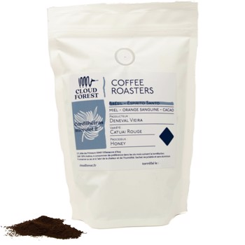 Cordilheiras micro-lot №2 by Cloudforest Coffee Roasters