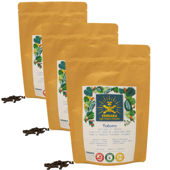 Totoró - Pack 3 × Chicchi Bustina 200 g