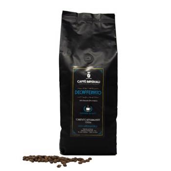Decaffeinato Imperiali grani 1 kg by Caffè Imperiali