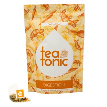 Digestion by Teatonic