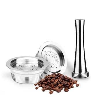 Eco-capsules Lavazza® Mio - 1 capsule et 1 tasseur