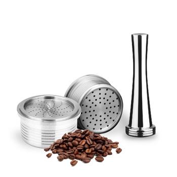 Eco-capsules Lavazza® Point - 1 capsule et 1 tasseur