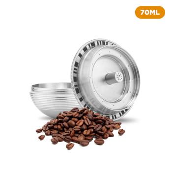 Eco-capsules Nespresso® Vertuo 70 ml - 1 capsule