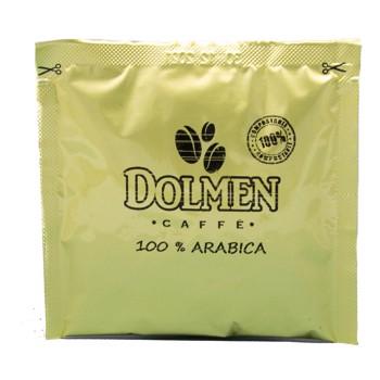 Espresso 100 % Arabica - cialde (x100)  by Dolmen Caffè