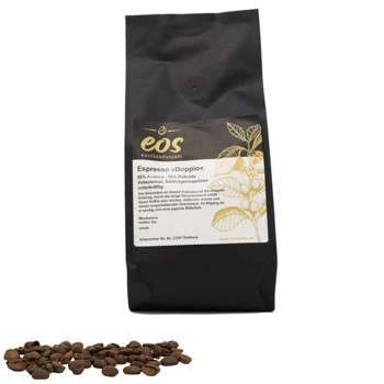 Espresso Doppio by EOS Kaffeerösterei