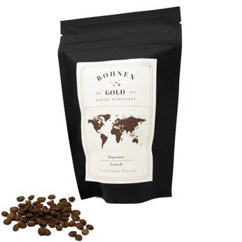 Espresso Français by Kaffeewerkstatt Bohnengold