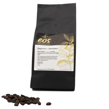 Espresso Malabar by EOS Kaffeerösterei