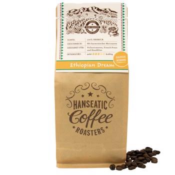 Ethiopian Dream by Hanseatic Coffee Company
