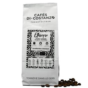 Ethiopie - Moka Gamoji by Cafés Di-Costanzo