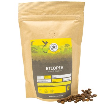 Sidamo Guji d'Etiopie by Caffè Campetelli