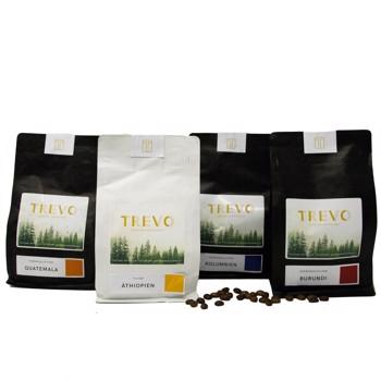 Pack Dégustation pour Café Filtre  by TREVO Coffee Roastery
