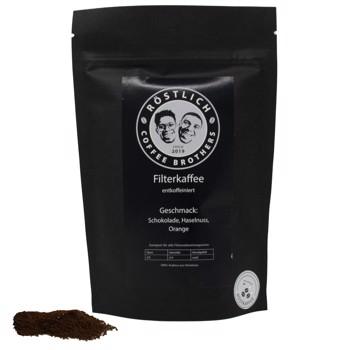 Filterkaffee DECAF by Röstlich Coffee Brothers