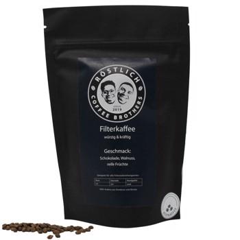 Filterkaffee - Würzig und Kräftig by Röstlich Coffee Brothers
