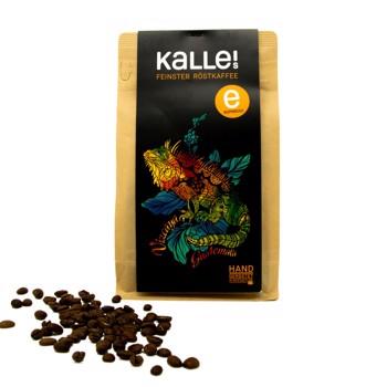 Finca Vizcaya - Jalapa Guatemala Espresso by Kalles Feinster Röstkaffee