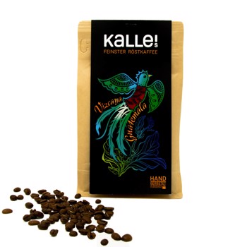 Finca Vizcaya - Jalapa Guatemala café filtre by Kalles Feinster Röstkaffee