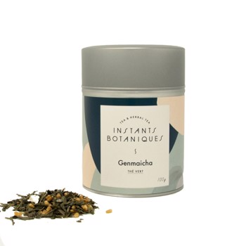 Genmaicha by Instants Botaniques