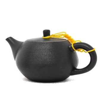 Gongu Style Black Tea Pot 180 ml
