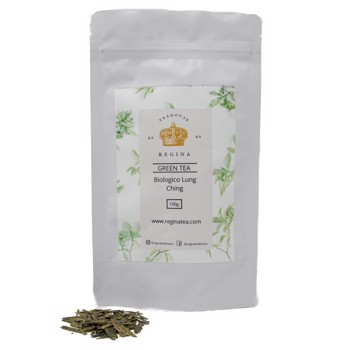 Green Tea Bio Lung Ching by Tomassi Coffee