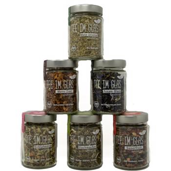 Grand paquet de thé by Tee im Glas
