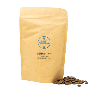 Guatemala, Huehuetenango, La Libertad - Grains Pochette 500 g