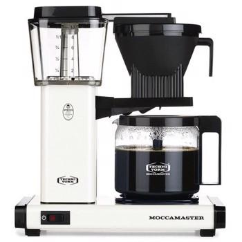 Filterkaffeemaschine Moccamaster - 1,25 l - HBG White