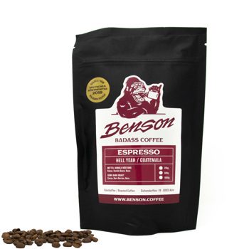Hell Yeah - Espresso by Benson