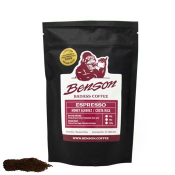 Honey Alvarez - Espresso by Benson