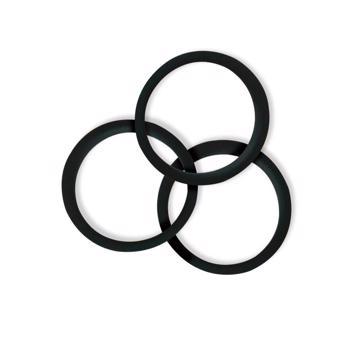 Joints en silicone - Capsules Nespresso® Nouvelle génération - 3 pièces